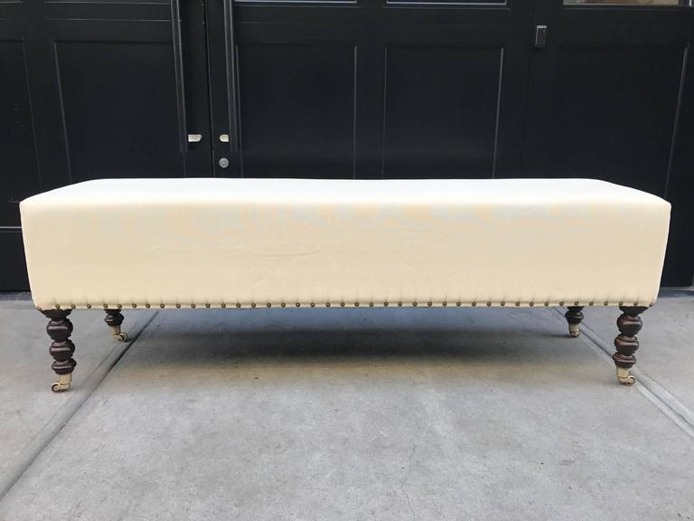 knole sofa vine brown leather ebay george smith benches for sale at 1stdibs