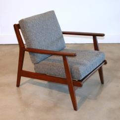 Teak Folding Chairs Canada Land Of Nod Executive Chair Cover Vintage Danish Lounge At 1stdibs