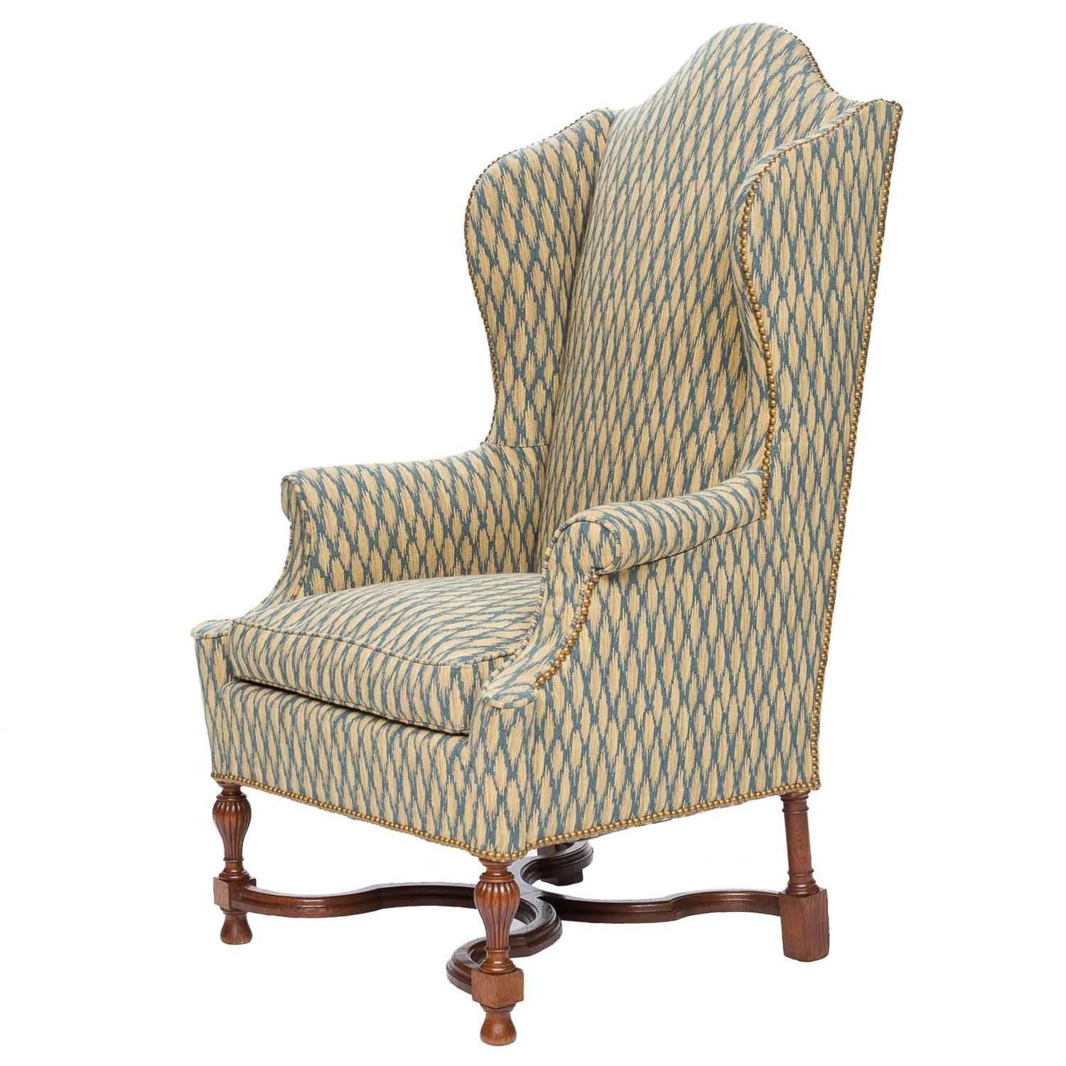 wingback chair for sale fishing makers antique armchair at 1stdibs