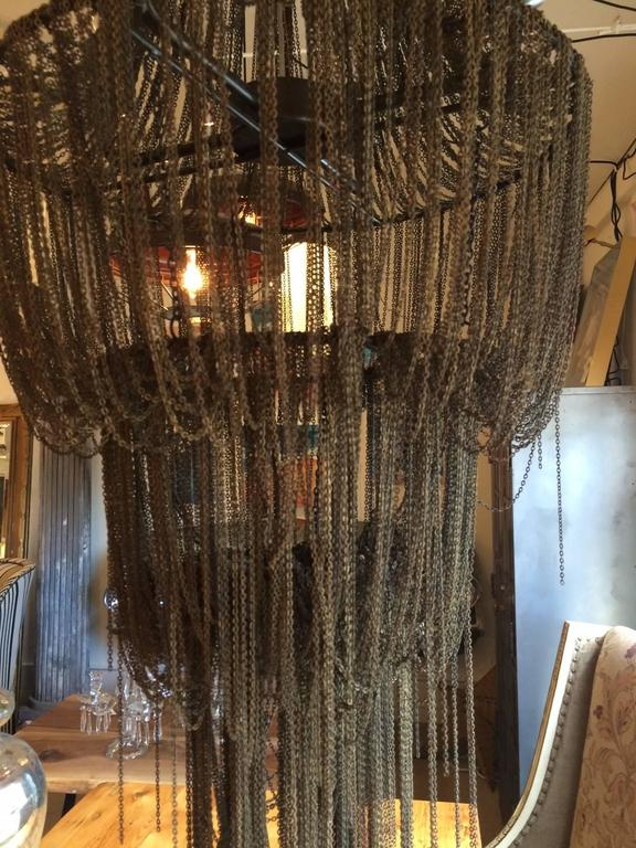 Y Chain Chandelier By Arteriors 2