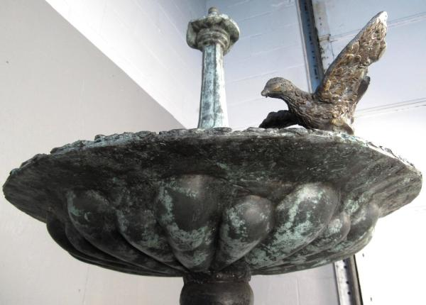 Bronze Water Fountain Spouts