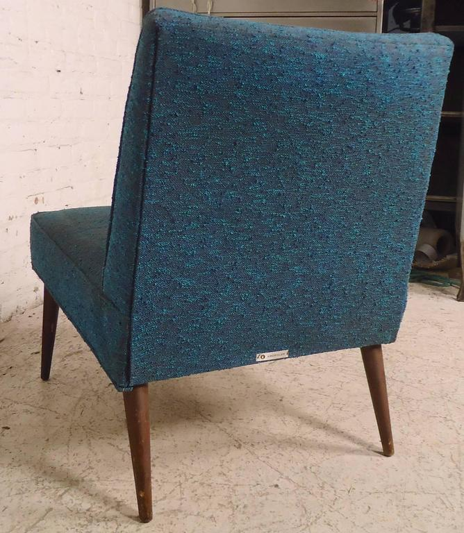 Eames Era Slipper Chair by Kroehler For Sale at 1stdibs