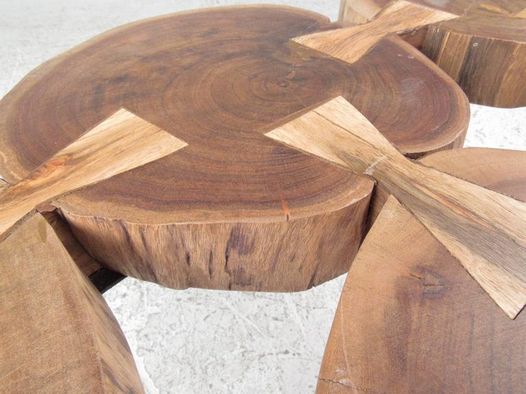 Bow Tie Joint Table