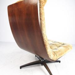 Swivel Chair Mid Century Dining Covers Ikea Uk Modern Shell Back Lounge For Sale