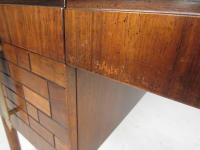 Vintage Walnut Desk by Bert England for Johnson Brothers ...