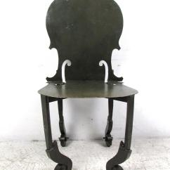 Antique Metal Chairs For Sale Black Banquet Chair Covers Vintage Violin In The Style Of Arman