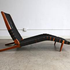 Long Lounge Chair Childs Rocking Quotlong Quot By George Nakashima At 1stdibs