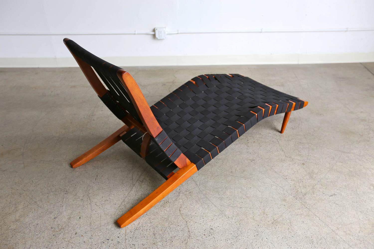 long lounge chair bedroom wanted quotlong quot by george nakashima at 1stdibs