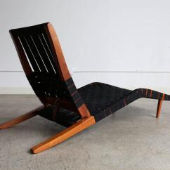 Long Lounge Chair Parson Dining Chairs Quotlong Quot By George Nakashima At 1stdibs
