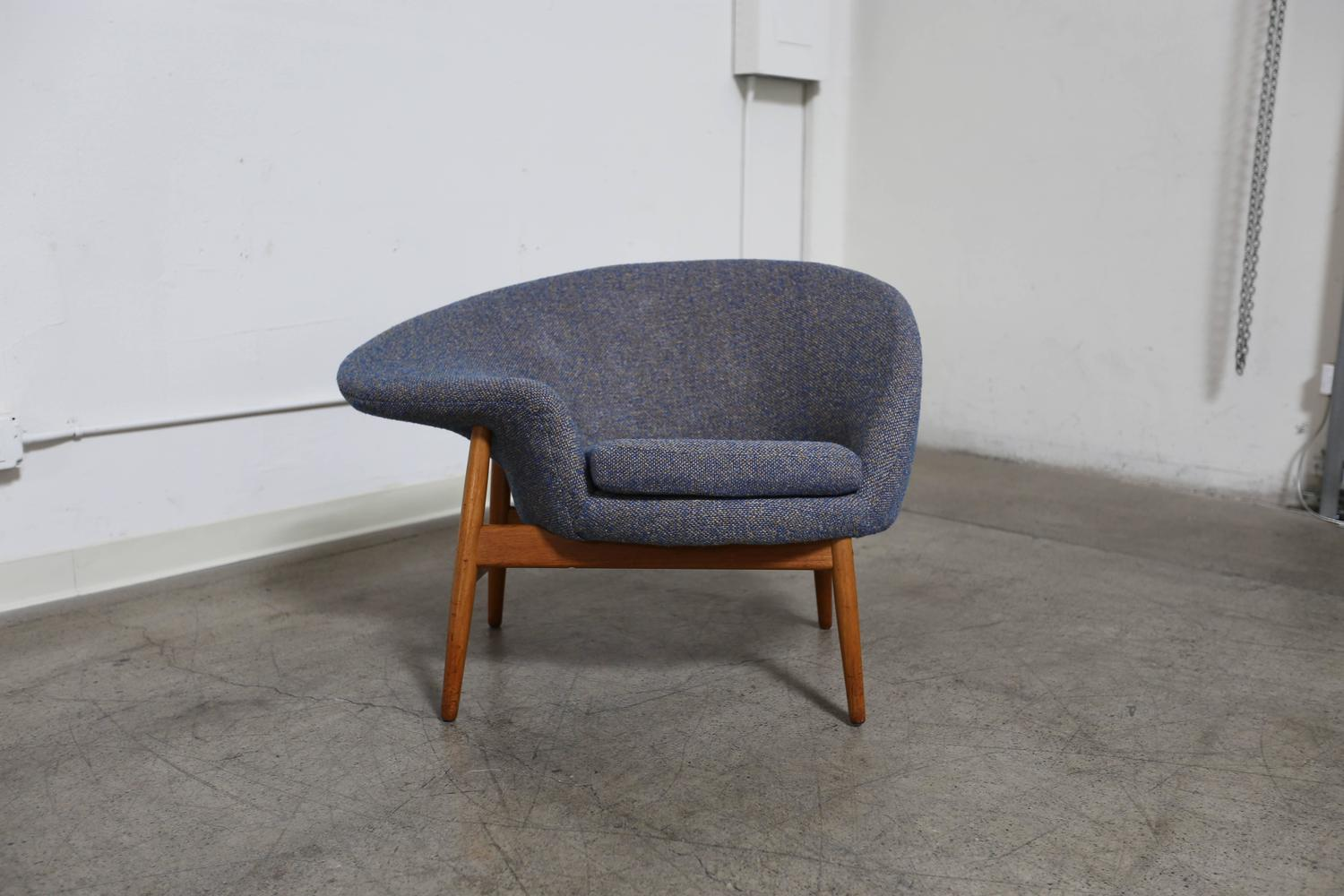 fried egg chair best desk chairs for sciatica quotfried quot by hans olsen sale at 1stdibs