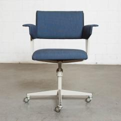 Rolling Chairs For Office Sure Fit Wing Chair Slipcovers Friso Kramer Quotresort Quot Sale At 1stdibs