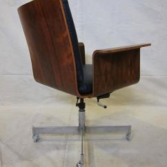Office Chair Very Rifton Wood Joergen Rasmussen Kevi At 1stdibs A Designed Good Condition