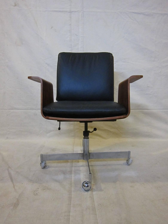 z gallerie office chair eames rocking replica joergen rasmussen kevi at 1stdibs