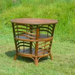 Heywood Wakefield Wicker Chairs Folding Chair Union Jack Antique Stick Set For Sale At 1stdibs