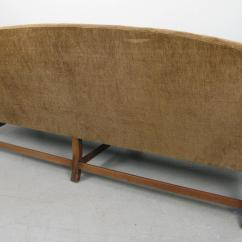 A Sofa In The Forties Oriental 1940s Kittinger Co Georgian Style At 1stdibs