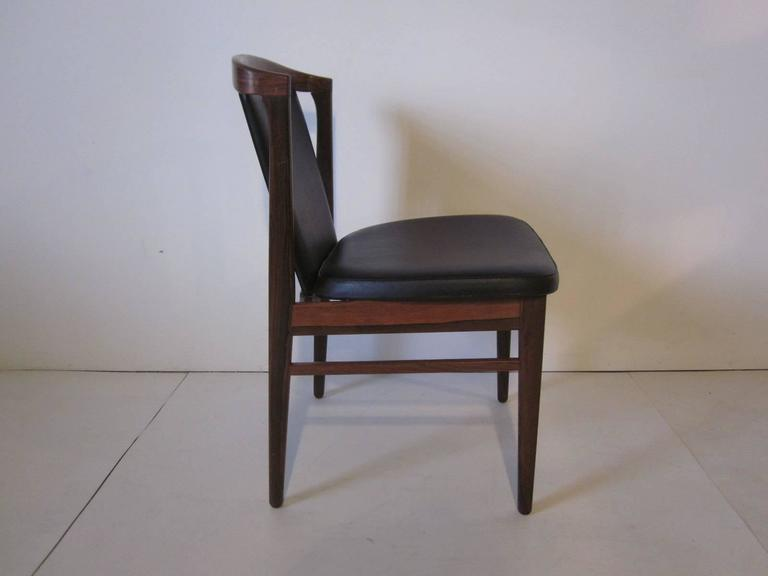 erik buck chairs revolving chair rate eric danish rosewood for christensen sale at 1stdibs