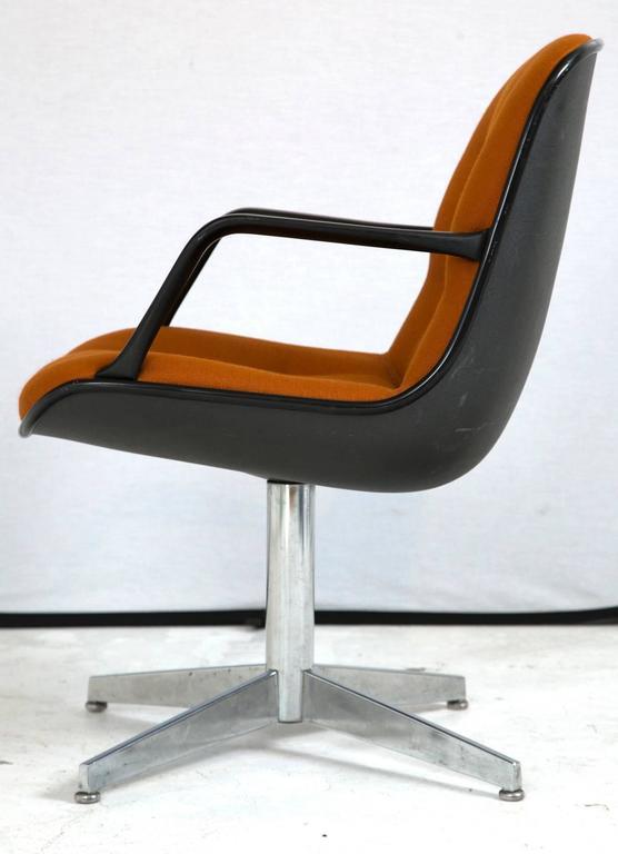 Vintage Steelcase Side Chair at 1stdibs