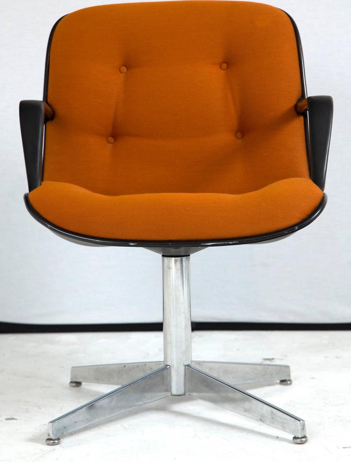 steelcase vintage chair computer cover side for sale at 1stdibs