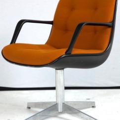 Steelcase Vintage Chair Office Posture Side At 1stdibs Mid Century Modern For Sale