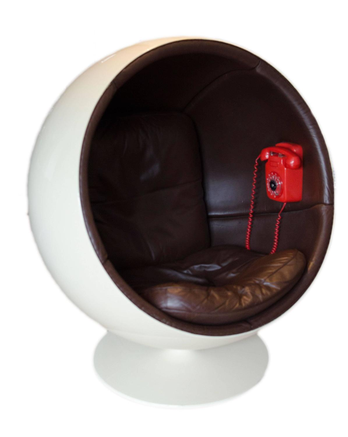 ball chair for sale patio with nesting ottoman canada extremely rare by eero aarnio made asko