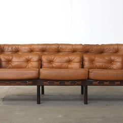 Camel Colored Leather Sofas Ashley Axiom Sofa Reviews Tufted Three Seat Arne Norell
