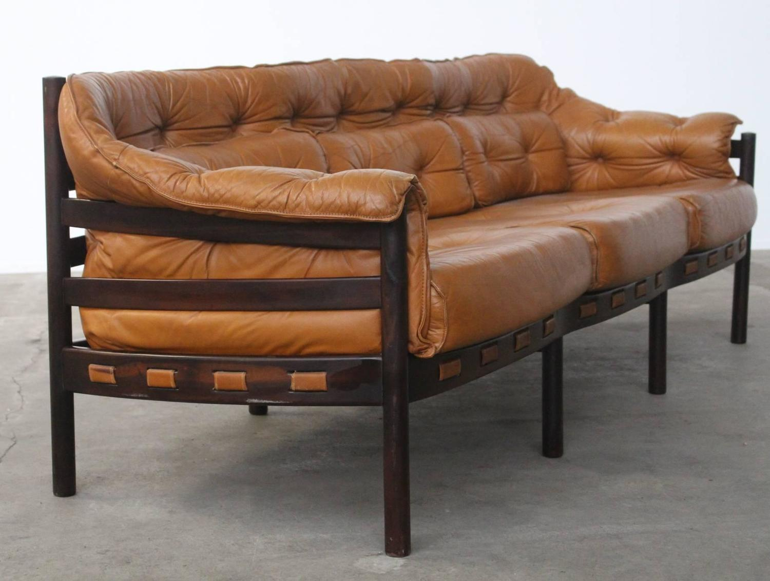 camel tufted sofa chaise victorian set philippines leather colored three seat arne norell