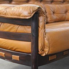 Camel Tufted Sofa Chaise Purple And Loveseat Leather Colored Three Seat Arne Norell
