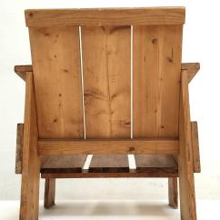Gerrit Rietveld Crate Chair Portable Lounge 1950s By Unknown Manufacturer
