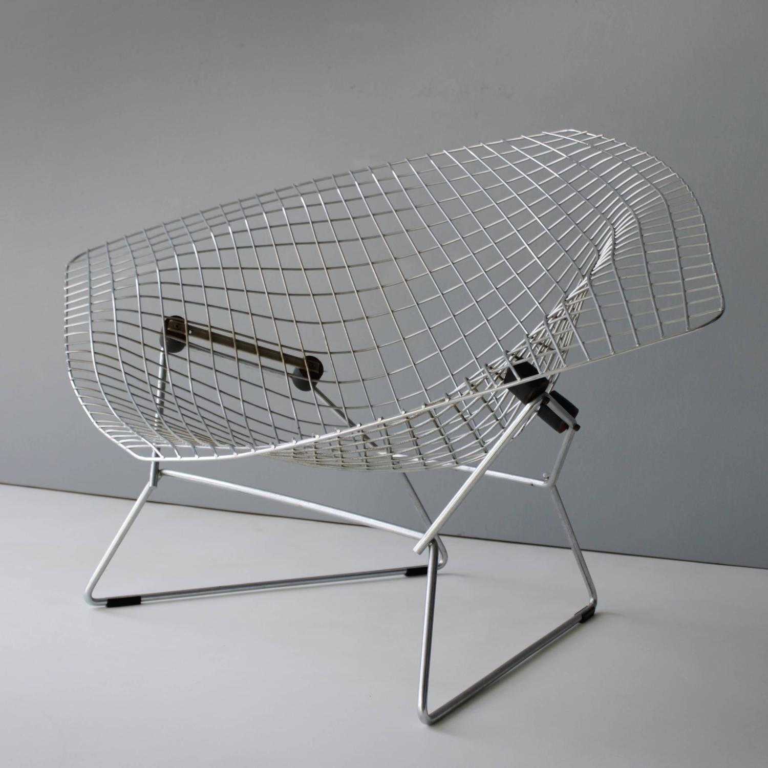 Harry Bertoia Chair Large Diamond Chair By Harry Bertoia For Knoll For Sale At
