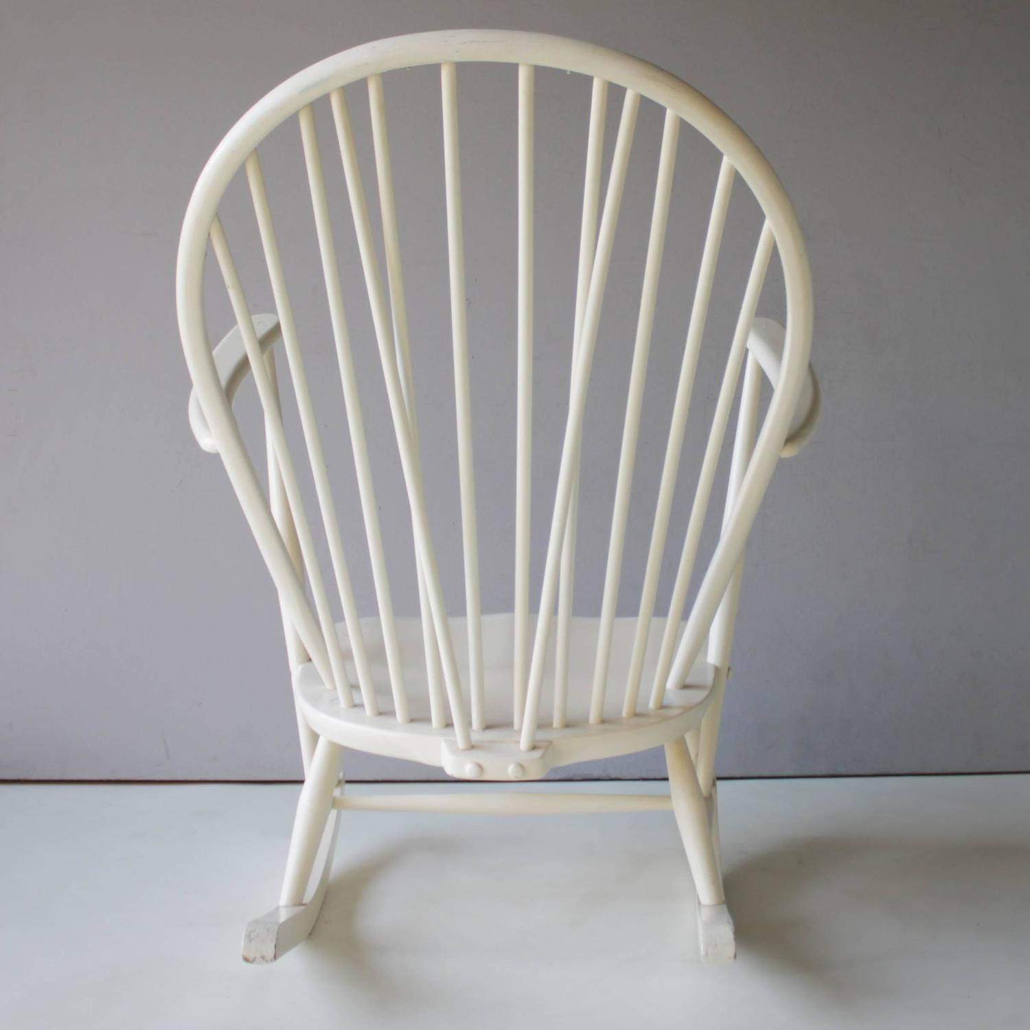 windsor rocking chair cushions office handles by lucian ercolani for ercol sale at 1stdibs