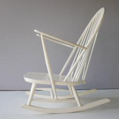 Windsor Rocking Chair Cushions Revolving Price In Ludhiana By Lucian Ercolani For Ercol Sale At 1stdibs
