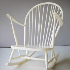 Windsor Rocking Chair Cushions Bed Argos By Lucian Ercolani For Ercol Sale At 1stdibs