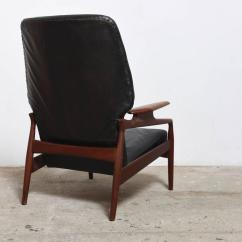 Modern Wingback Chairs For Sale How To Make Dining Room Chair Covers Danish Reclining Lounge At