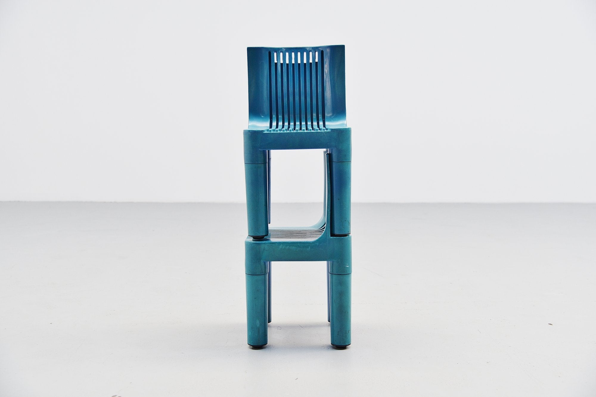 Plastic Kids Chairs Marco Zanuso Plastic Kids Chair Kartell 1964