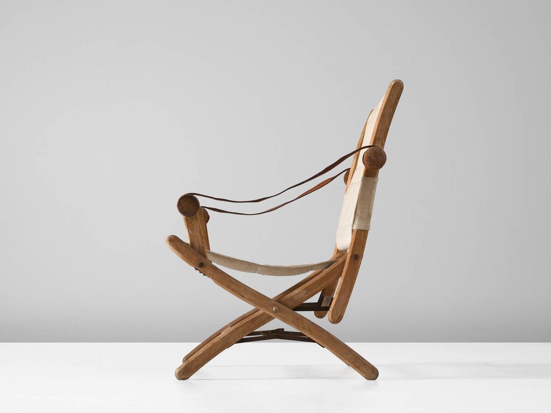 safari high chair massage retailers scandinavian folding in beech and canvas