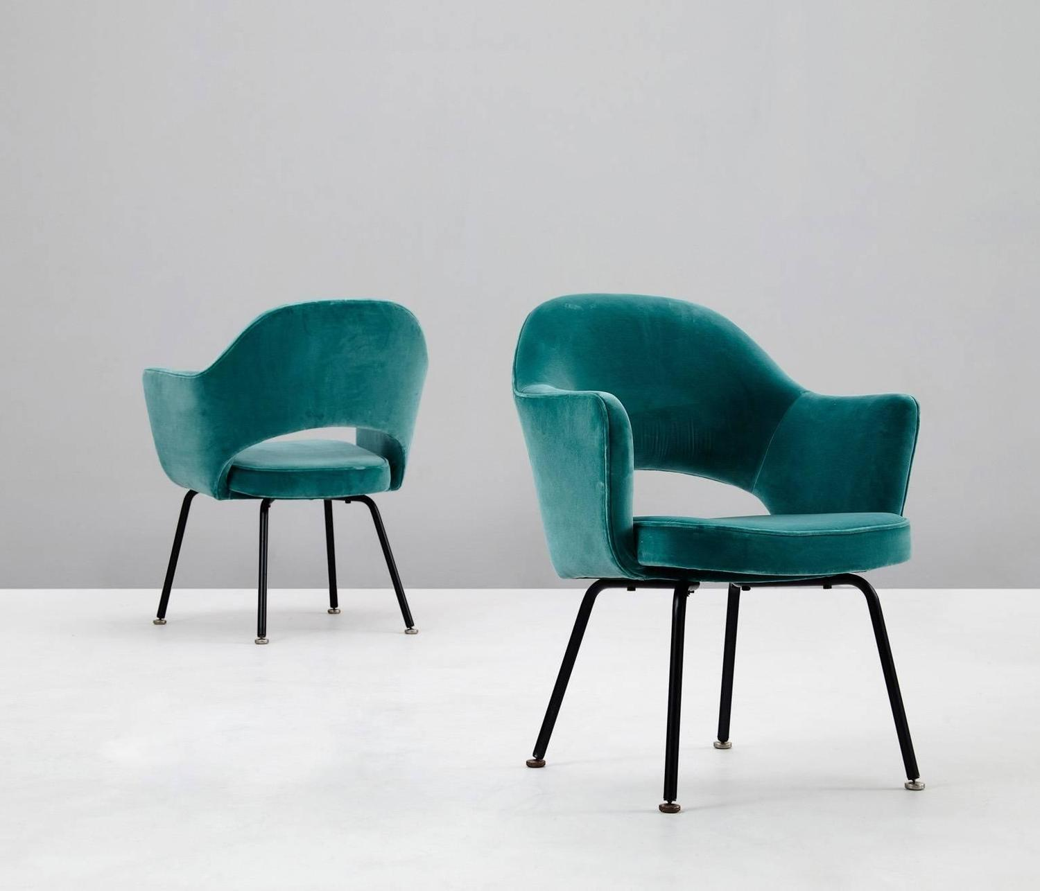 conference chairs for sale ps3 gaming chair eero saarinen reupholstered knoll