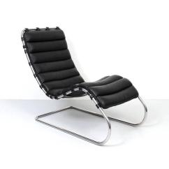Pictures Of Chaise Lounge Chairs Black Modern Chair Dining Mies Mr For Knoll At 1stdibs Mid Century Sale