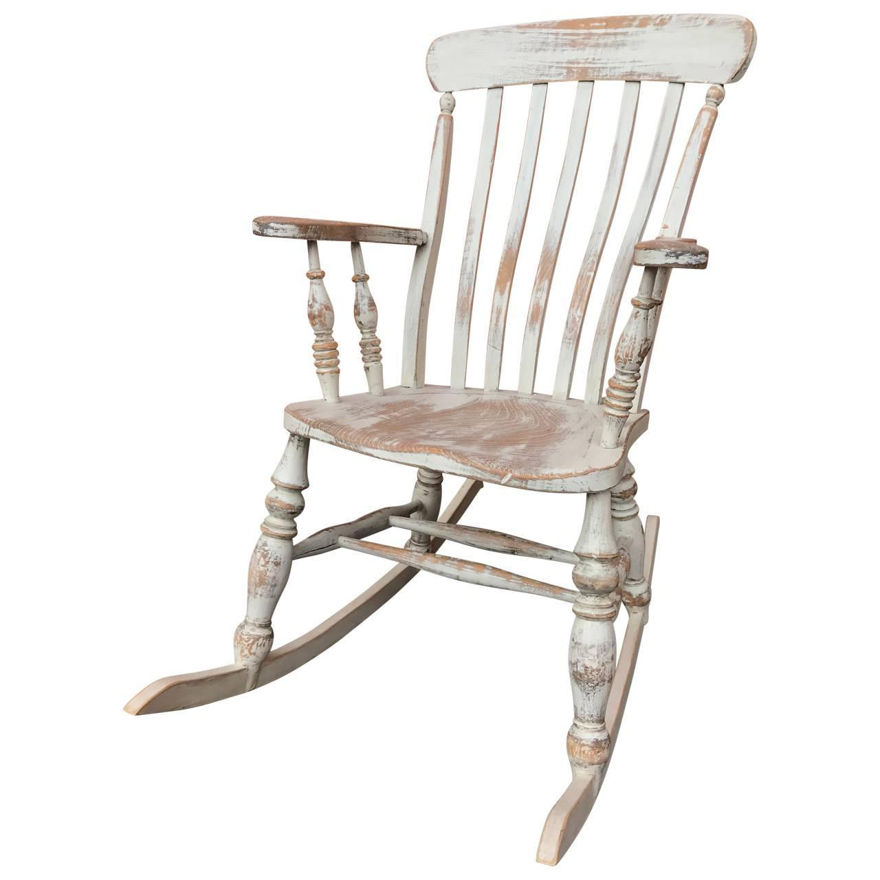 Banana Rocker Chair Gustavian Rocking Chair Sweden For Sale At 1stdibs