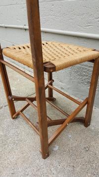 Fratelli Reguitti Folding Italian Valet Chair at 1stdibs