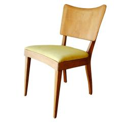 Heywood Wakefield Dogbone Chairs Stadium Chair Company Closed Quotdogbone Quot Dining Side Set