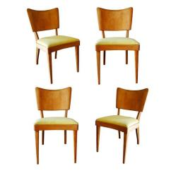 Heywood Wakefield Dogbone Chairs Lowes Chair Rail Cliff House American 1960s Dining Set At 1stdibs Closed Stingray Side
