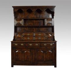 Sofa Table 84 Inches Wooden Set 18th Century Style Welsh Canopy Dresser For Sale At 1stdibs