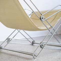 Sling Chairs For Sale Office Near Me Italian Chair And Ottoman At 1stdibs