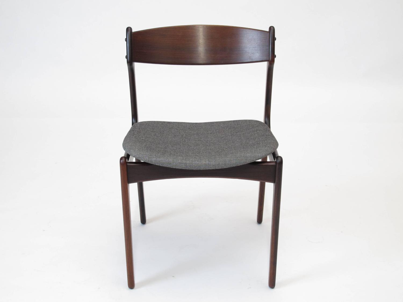 erik buck chairs wheelchair bathroom danish rosewood dining at 1stdibs