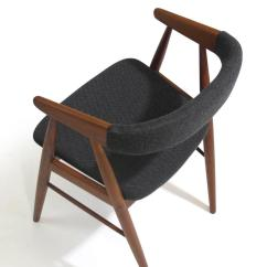 Teak Dining Room Chairs For Sale Floor Protector Danish Arm At 1stdibs