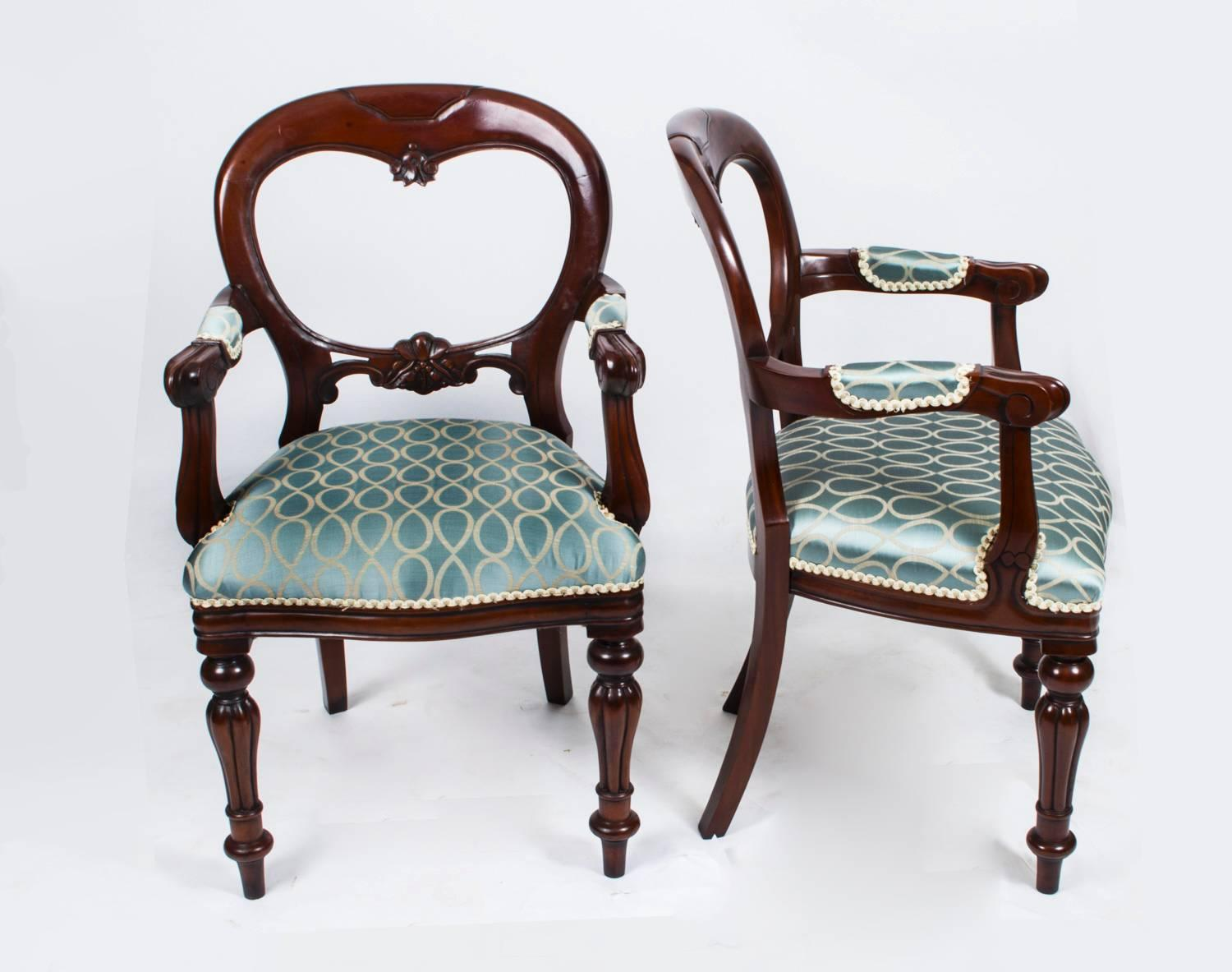 dining chair styles antique hanging ebay australia vintage victorian style balloon back chairs set of