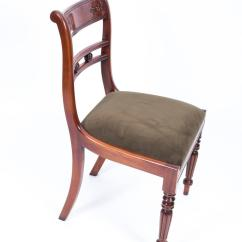 Tulip Dining Room Chairs Single Recliner Chair Covers Grand Set Of Ten Regency Style Back