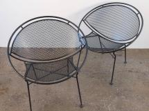 Pair Of Salterini Patio Chairs 1stdibs
