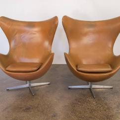 Jacobsen Egg Chair Leather Chairs For Rooms Vintage By Arne At 1stdibs Mid Century Modern Sale
