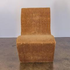 Frank Gehry Cardboard Chairs Toddler Folding Vintage Corrugated Chair For Sale At 1stdibs
